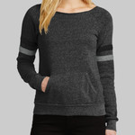 Alternative Women's Maniac Sport Eco ™ Fleece Sweatshirt