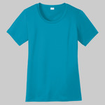 Ladies PosiCharge ® Tough Tee ™