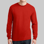 DryBlend ® 50 Cotton/50 Poly Long Sleeve T Shirt