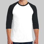 Heavy Cotton ™ 3/4 Sleeve Raglan T Shirt