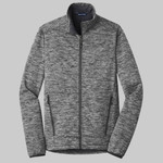 PosiCharge ® Electric Heather Soft Shell Jacket