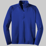 Tall Sport Wick ® Stretch 1/2 Zip Pullover