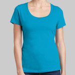 Women's Perfect Weight ® Scoop Tee