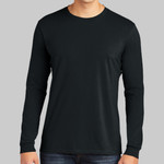 ® 100% Combed Ring Spun Cotton Long Sleeve T Shirt