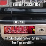 Bumper Sticker 1153